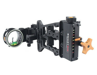 New Trophy Ridge React-One Bow Sight Single 1 Pin (.019) RH Model# AS501R19