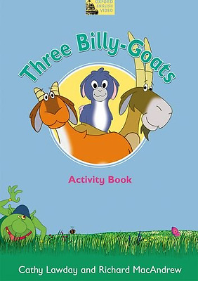 Fairy Tales: Three Billy-Goats Activity Book - Paperback NEW Cathy Lawday (A 200