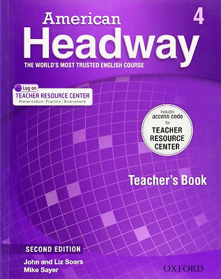 American Headway, Second Edition Level 4: Teacher's Pac - Paperback NEW John Soa