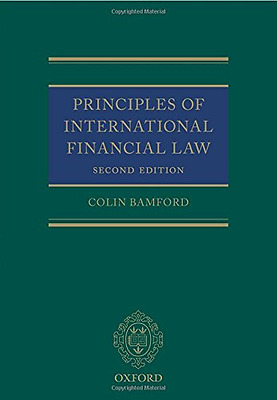 Principles of International Financial Law - Paperback NEW Colin Bamford(A 2015-0