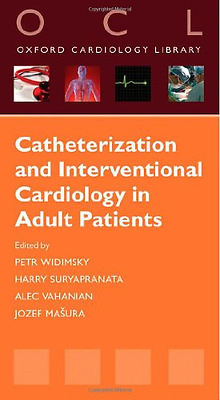 Catheterization and Interventional Cardiology in Adult  - Paperback NEW Petr Wid