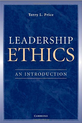 Leadership Ethics: An Introduction - Hardcover NEW Terry L. Price 2008-07-03