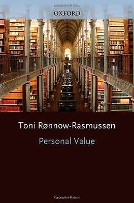 Personal Value - Hardcover NEW Ronnow-Rasmusse 2011-06-23
