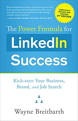 Power of Formula for Linkedin Success - Paperback NEW W Breitbarth (A 2016-02-15