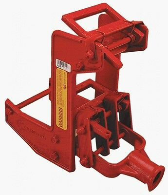New Qualcraft Wall Jack Heavy-duty, malleable cast iron Positive spring-load Cam