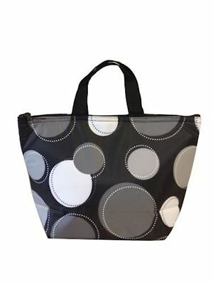Defect Thirty one Organizer Thermal Picnic lunch Tote Bag in Happy dot 31