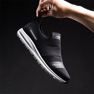 Men's Casual Sports Shoes Sneakers Athletic Running Training Breathable Comfort