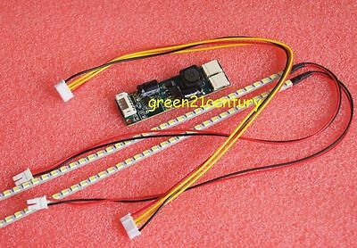 395mm LED Backlight Strip Kit 19'' 19inch Update CCFL LCD Screen To LED Monitor