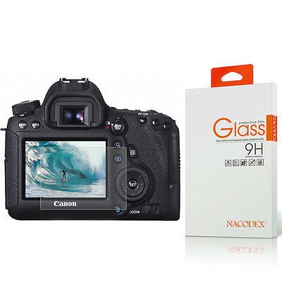 NX HD Tempered Glass Screen Protector For Canon EOS T4i(650D) / 70D / 7D Mark II