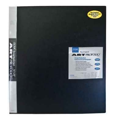 "Itoya Art Profolio Photo Artist Storage 16x20"""" - Black"