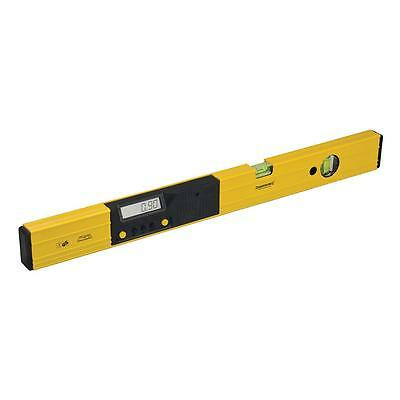 Digital Spirit Level 600mm Aluminium