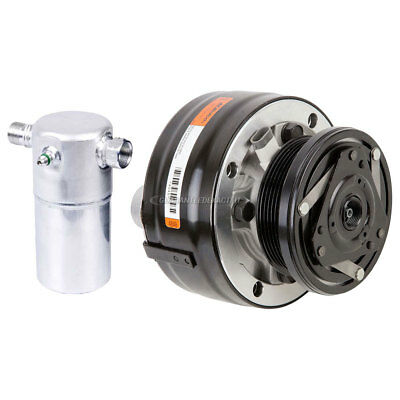 Genuine OEM New AC Compressor & Clutch With A/C Drier fits Chevy & GMC Full-Size