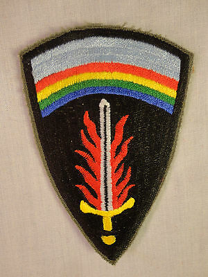 US ARMY Supreme Headquarters Allied Expeditionary Forces Patch WW2 WWII SHAEF