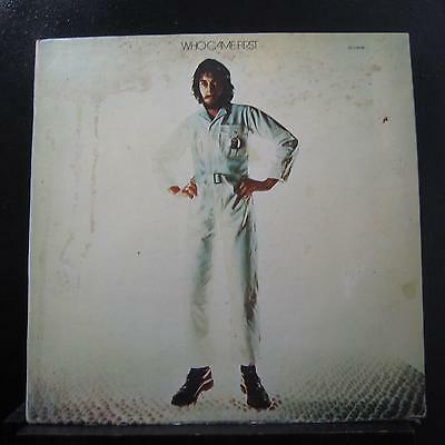 Pete Townshend - Who Came First LP VG+ DL 79189 Decca 1972 Vinyl Record