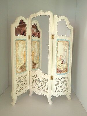 1/6 th scale screen mirror suit 12 to 14 inch doll or bear highend quality JBM
