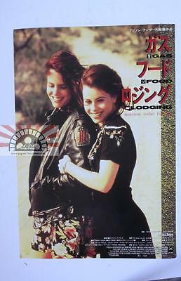 MCH29092 Gas, Food Lodging 1992 Japan Movie Chirashi Flyer Mini Poster