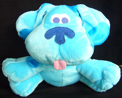 """New cute~ 8"""" BLUE Clues BLUE THE PUBBY DOG ~Stuffed Plush Doll Toy Lovely"""