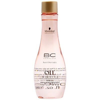 Schwarzkopf BC Bonacure Rose Oil Hair & Scalp Treatment 100ml for women
