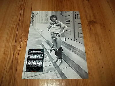 ANGUS YOUNG(AC/DC)-magazine picture