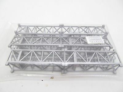 Tower Crane Sections for Truck Load - Silver - 1:87 Scale