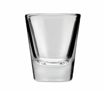 CLEARANCE: Case of 72 Anchor Hocking 1.5oz Whiskey Shot Glasses 3661U