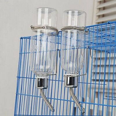 Pet Hamster Drinking Fountains Bottle Rabbit Dog Feeder Hanging Water Dispenser