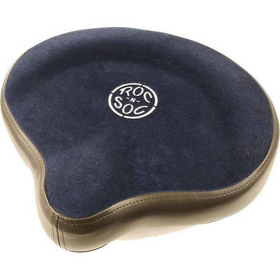 Roc n Soc Drum Throne Saddle Top, Blue (NEW)