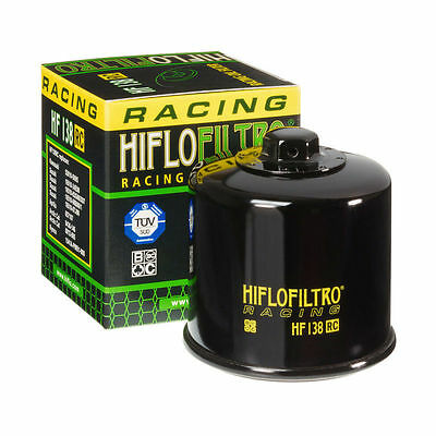 Suzuki GSX-R600 L1,L2,L3,L4,L5,L6  11-16 HiFlo Race Racing Oil Filter HF138RC