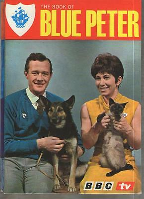 The Book Of Blue Peter Second Book 2 Published 1965 BBC Good codition with wear.