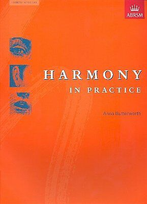 ABRSM Harmony In Practice (Textbook) - Same Day P+P