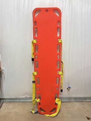Dyna Med Multipurpose Spine Board MODEL SB025 Dolphin II Used IN Training 1 Time