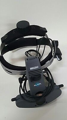Keeler 12O2-P-6210 Optometry All Pupil Headset No Power Supply
