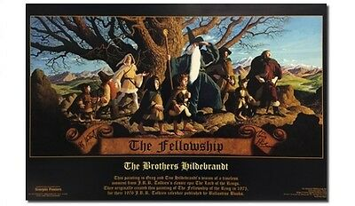 The Fellowship by the Brothers Hildebrandt
