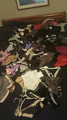 wholesale lot of new womens panties 50+ pairs