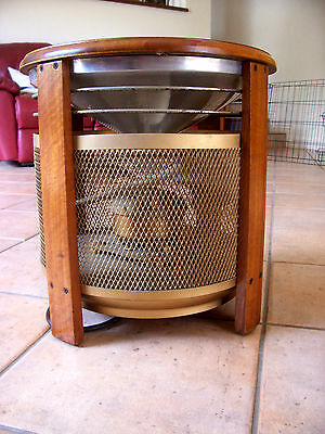 VERY RARE 1940's ART DECO  TABLE FAN - STROMBERG CARLSON AIR PURIFIER