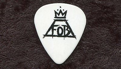 FALL OUT BOY Concert Tour Guitar Pick!!! PETE WENTZ custom  stage Pick #1