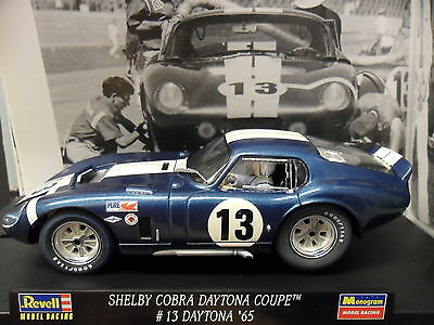 Revell 08352 Cobra Daytona #13 Daytona 1965 1/32 Slot Car For Scalextric