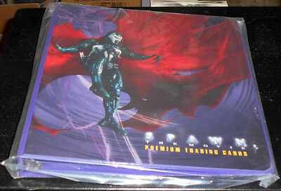 Spawn Movie ~ COMPLETE 81-CARD BASE SET + OFFICIAL BINDER ~ Inkworks