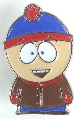 STAN - South Park Animated Television Series - UK Imported Enamel Pin