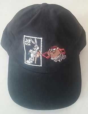 1997 Looney Tunes Tasmanian Devil Bugs Bunny 32 Cent Stamp Collection Embroidery
