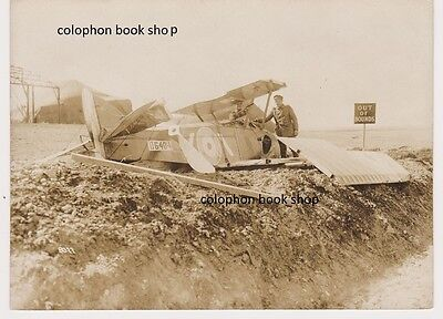 Photograph of Sopwith F.1 of 43 Squadron RFC. Camel World War One