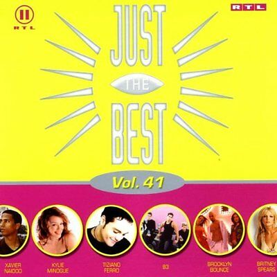 Various - Just The Best Vol.41 CD (2)  NEU