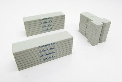 Tower Crane Counter Weights Set - 1:87 Scale