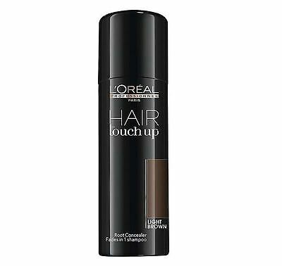 3 x L'Oreal Hair Touch Up mahagoni 75 ml