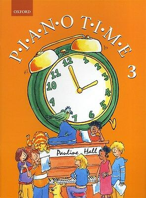 Piano Time 3 - Pauline Hall same day P and P