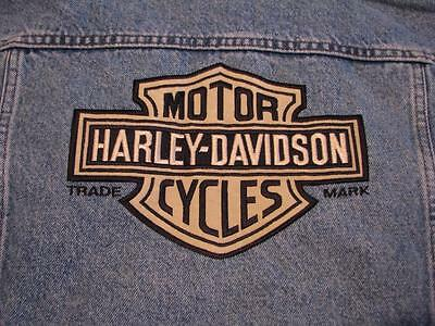 Harley-Davidson® Bar & Shield Stonewashed Jean Jacket, Unisex Small 98287-96VM