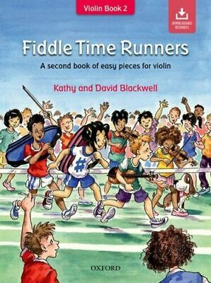 Fiddle Time Runners - Blackwell - same day P and P