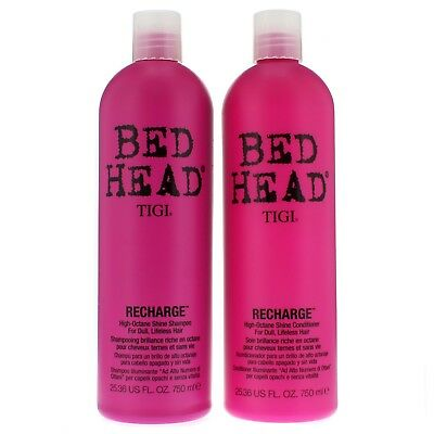 TIGI Bed Head Recharge Tween Set High-Octane Shine Shampoo 750ml