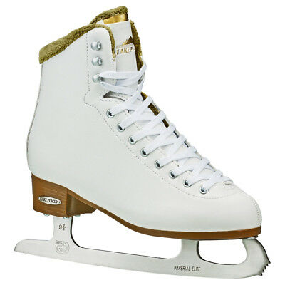 Lake Placid Women's Whitney Traditional Figure Ice Skates