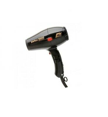 Parlux Hair dryer 3500 Super Compact black 2000 Watt (without Ceramic + Ions)